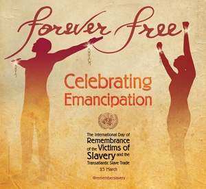 Official website for the 2013 International Day of Remembrance of the Victims of Slavery and the Transatlantic Slave Trade