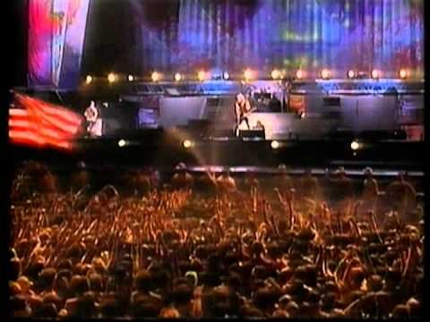 Metallica Live at Woodstock August 13, 1994 Saugerties, NY - Feels like only yesterday...