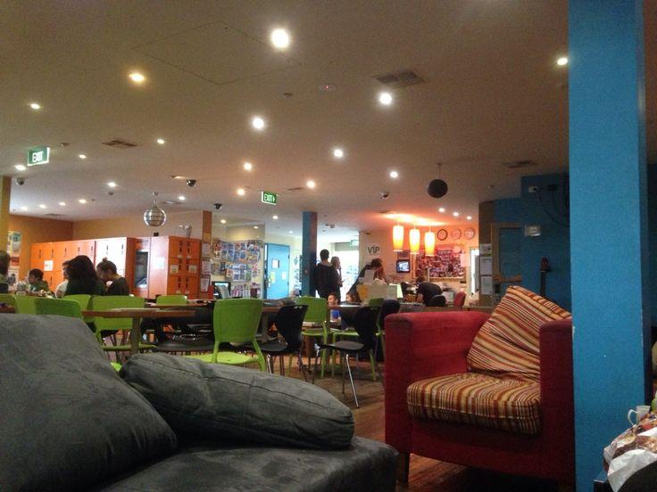 Habitat HQ Hostel in St Kilda, VIC