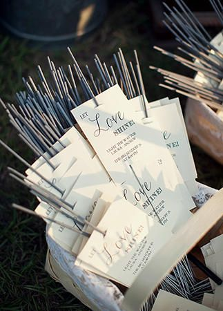 This Backyard Wedding Had Some Of The Coolest Flowers We've Ever Seen   TheKnot.com
