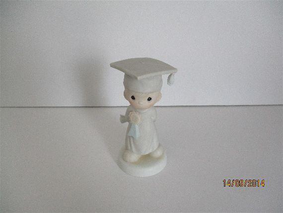 Precious Moments Figurine God Bless You by SteadfastLoveVintage