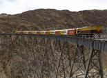 10 Scariest Train Rides in the World (PHOTOS) Scary bridge in Argentina. weather.com
