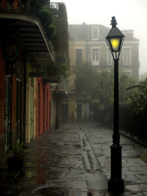 Pirate's Alley in the French Quarter, New Orleans. Oh how I live New Orleans