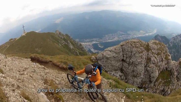 Aventuri pe bicicleta : Platoul si Creasta Muntilor Bucegi pe bicicleta