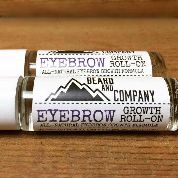 Are your eyebrows bare from over-plucking or trimming? Our Eyebrow Growth Roll-On is formulated with all-natural ingredients formulated to regrow eyebrows fast.