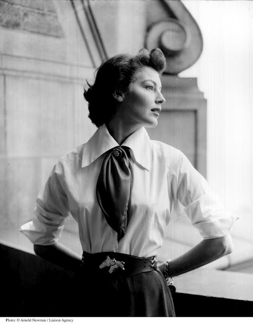 Ava Gardner is one of my favorite style icons.....ever.  She was classically beautiful, independent, feisty, stylish and a trend setter.