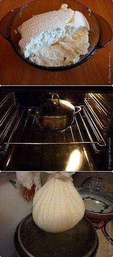 Творог домашний из духовки- способ приготовления | Страна Мастеров