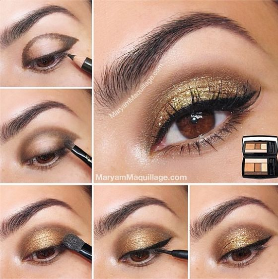 17 best images about Glitter eye makeup on Pinterest | Purple ...