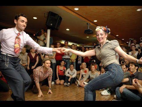 Bekannt Les 49 meilleures images du tableau Swing sur Pinterest | Danse  AM77