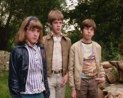 screenshot: Julian, Dick und Anne