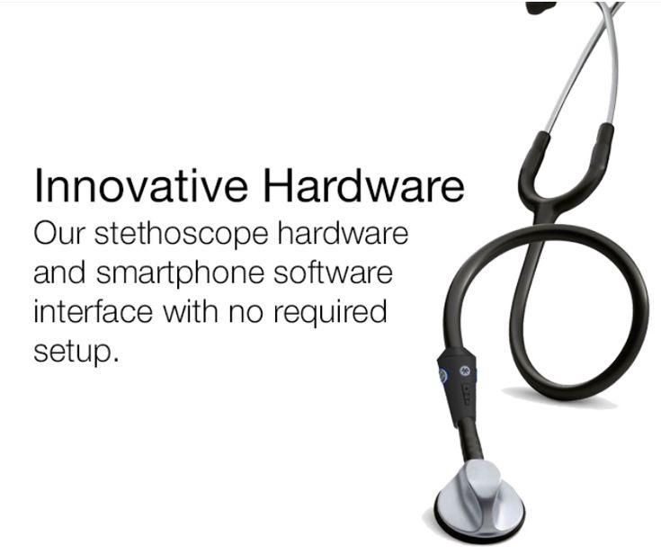Eko : Le premier stéthoscope connecté au service de la médecine moderne pour bientôt