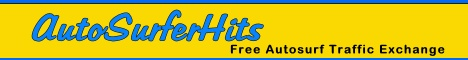Now you can gain traffic without surfing traffic exchanges just go to this link and let it run day and night http://www.autosurferhits.info/?ref=77