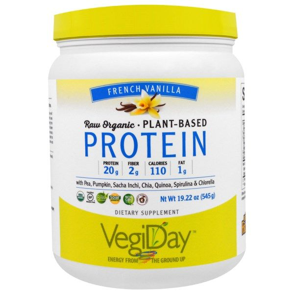 Natural Factors Raw Organic Plant-Based Protein on #iHerb Only $32.95 #RT #kosher EXTRA 20% OFF with this link...