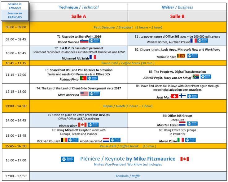 Agenda SPS Monaco 3 juin 2017