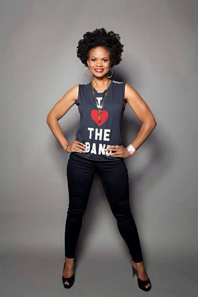 fromaplaceinside:  Kimberly Elise looking FAB!