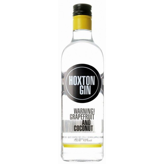 Hoxton Gin - Grapefruit & Coconut Flavoured
