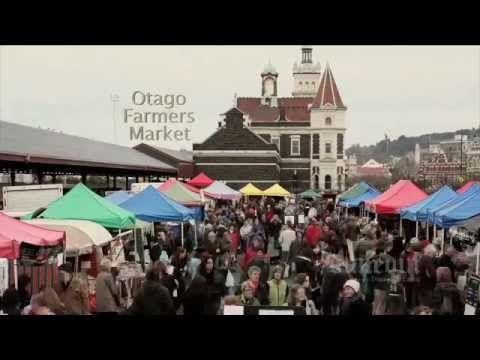 Dunedin's Otago Farmers Market