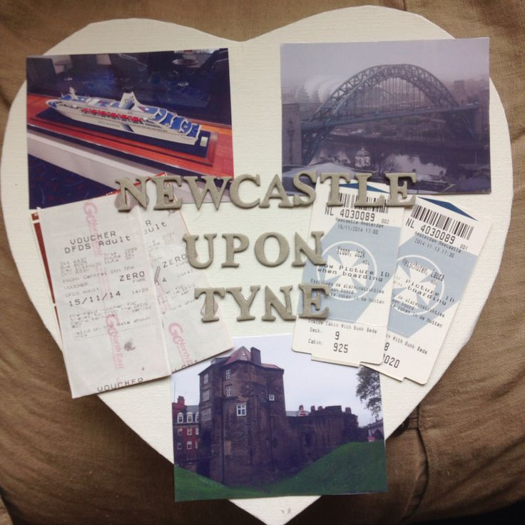 For my travel trip to Newcastle upon Tyne England Great Britain