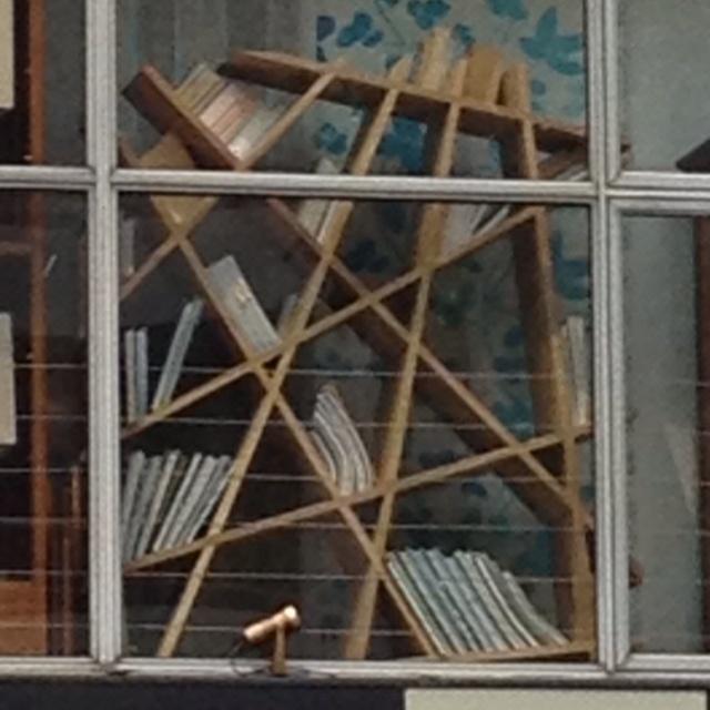 : Cool Bookshelves, Books United, Creative Books