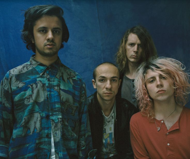 Mystery Jets - Curve Of The Earth - https://www.musikblog.de/2016/01/mystery-jets-curve-earth/ #MysteryJets