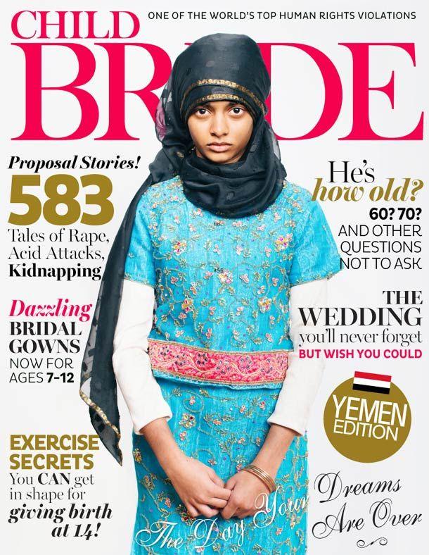 Faux magazines mais vrais problèmes – 3 fausses couvertures pour la journée de la femme…