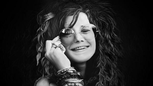 Janis Joplin: Η βασίλισσα της ροκ