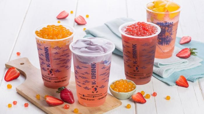 Kuliner Palembang - Puaskan Mulut dan Tenggorokanmu dengan Sensasi Bubble Drink…