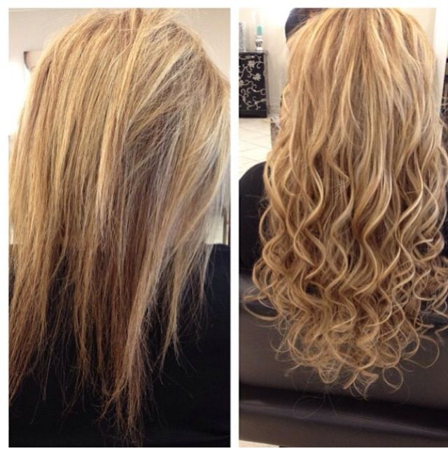 Hair Extensions Before And After Hair Extensions
