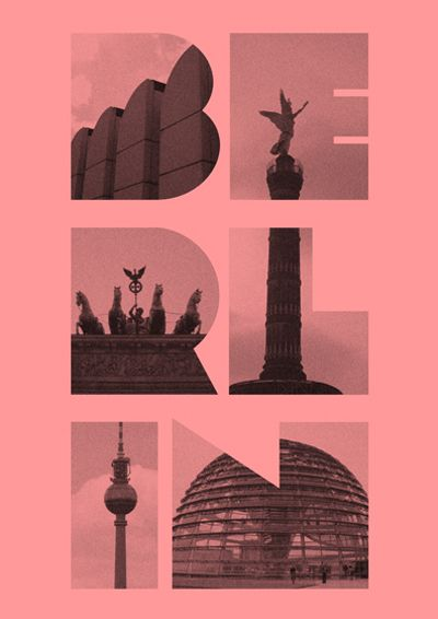 berlin art and design posters Mihalis Arkopoulos. @designerwallace
