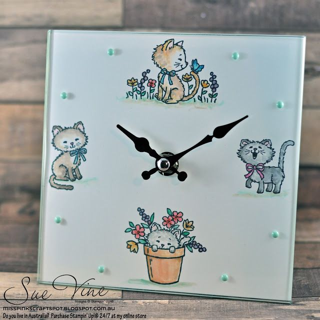Miss Pinks Craft Spot: International Blog Hop Highlighting Stampin' Up Products