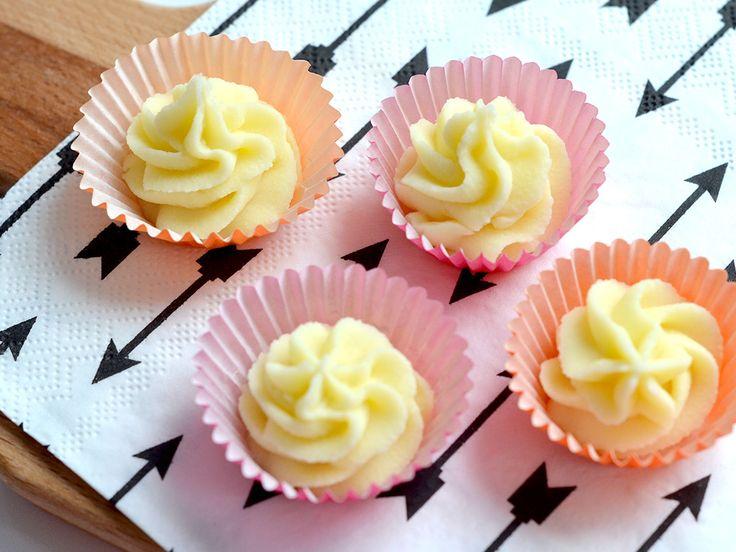 Witte chocolade truffels met limoen - My Simply Special