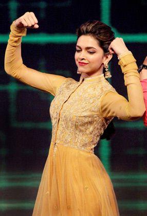 Deepika Padukone : Very strong!