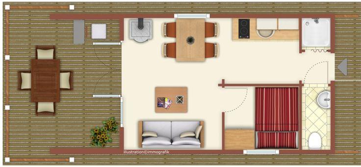 Grundriss Hausboote Pinterest Grundrisse Hausboote
