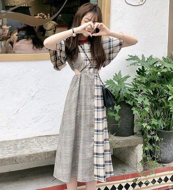 Girl Soft Wear Ideas Style Spring 2021 Sweet K Pop Shopping Tiktok School Gaya Model Pakaian Gaya Model Pakaian Korea Model Pakaian