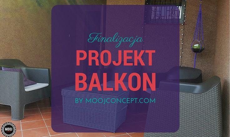 TARAS/ BALKON - FINALIZACJA blog www.moojconcept.com