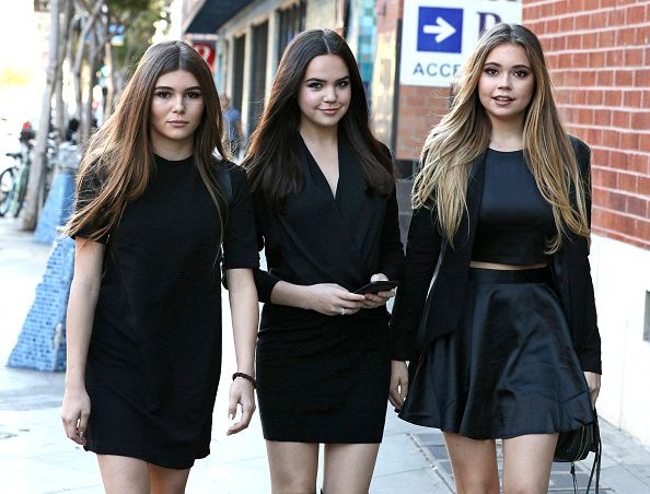 Out And About With Olivia Giannulli And Neriah Fisher - 002 - Belle Images || Part of BELLE: Bailee Madison