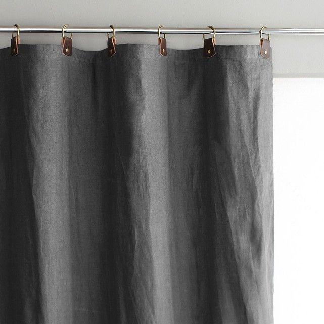 les 25 meilleures id es de la cat gorie rideaux en lin sur. Black Bedroom Furniture Sets. Home Design Ideas