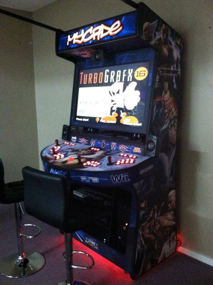 This Machine Is A 4 Player Arcade Machine With 50 000