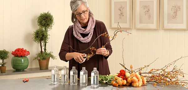 Flower Arrangement Ideas | How To Decorate