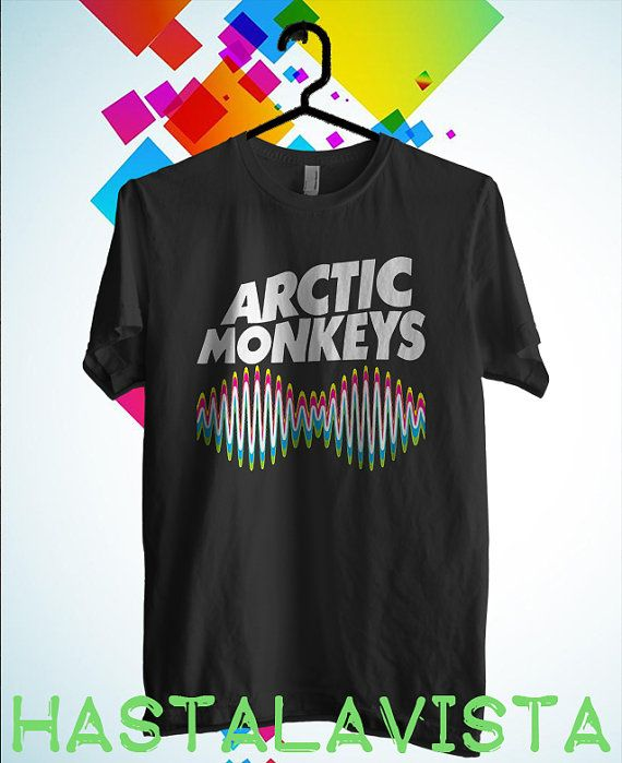 arctic monkeys shirt arctic monkeys AM concert by hastalavistababy