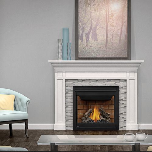 Direct Vent Gas Fireplaces from Napoleon® Fireplaces