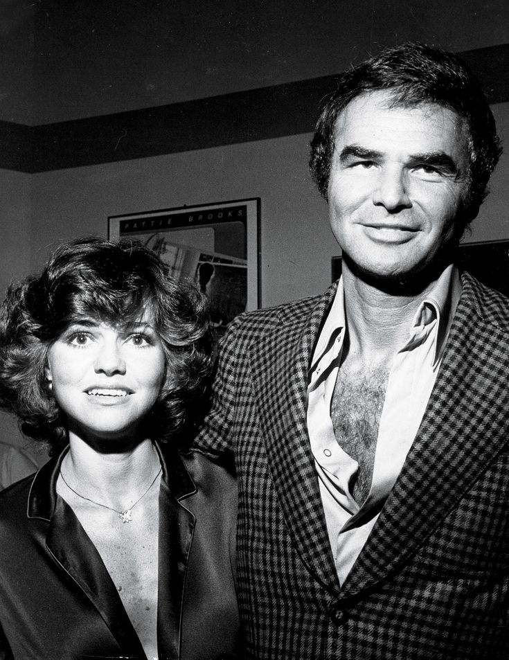 Sally Field: Burt Reynolds still likes you. He still really, really likes you.