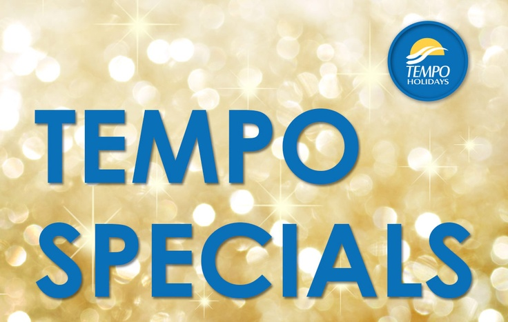 Tempo great specials cover