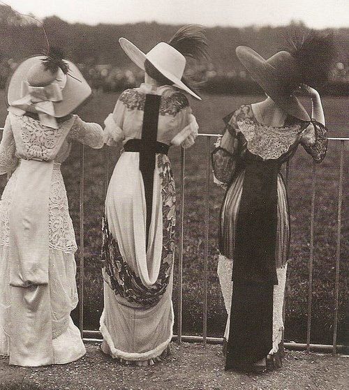 early 1900s fashion hats - photo #2