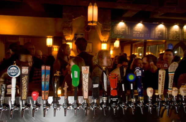 Boston Beer Week is finally here—a full nine days of tastings, pub crawls, dinners, and mingling with fellow beer enthusiasts from March 9 to 17. You can have a good beer in Boston at almost any bar.
