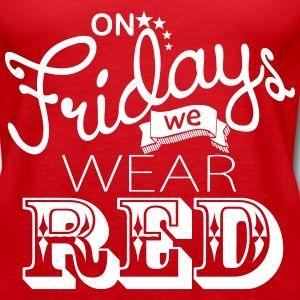 Red Friday Premium Tank