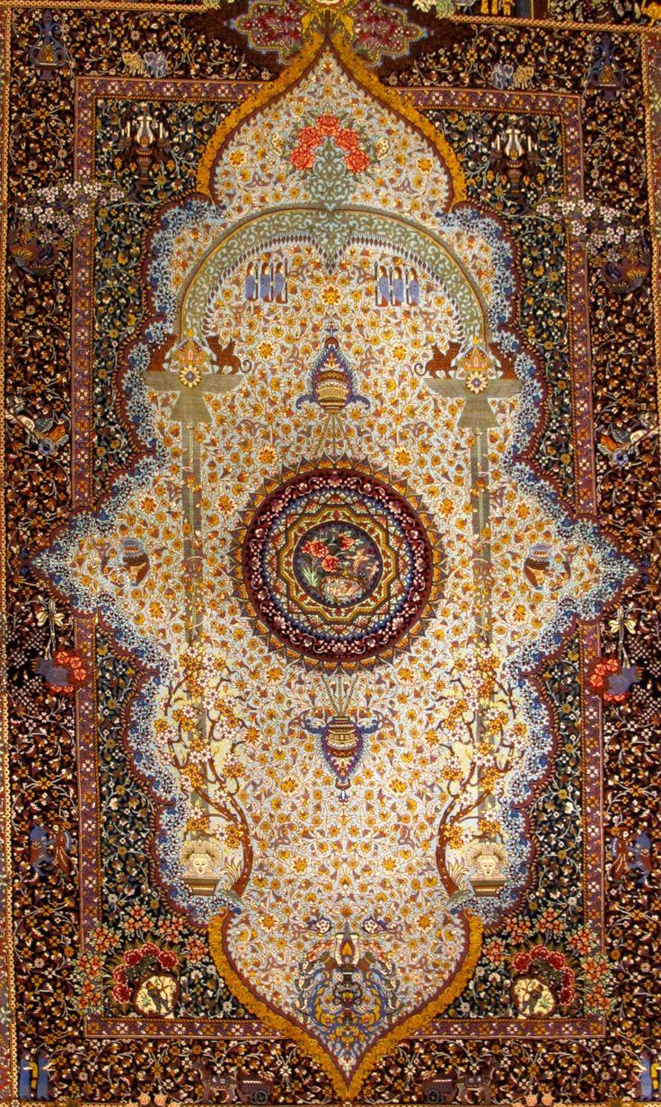Pin di Nightspore su Carpets Tappeti, Tappeti persiani
