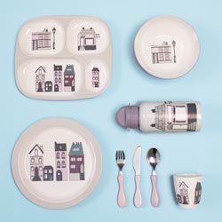 Детская посуда Sebra