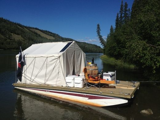 Weu0027ve been selling wall tents in Canada for 16 years now. & 185 best Canvas Wall Tents images on Pinterest | Go glamping ...