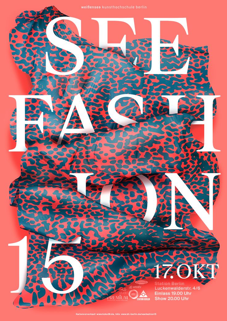 SEE FASHION 15 on Behance
